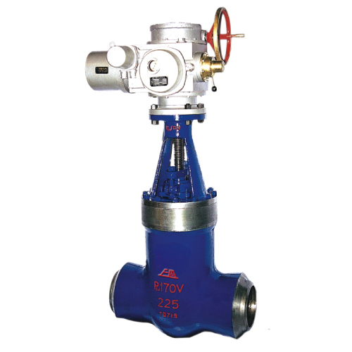 Electric gate valve  Z962Y-P54
