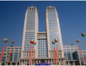 Shanghai Fudan University (Guanghua Building Project)